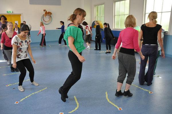 Teacher Training Kleuterdans